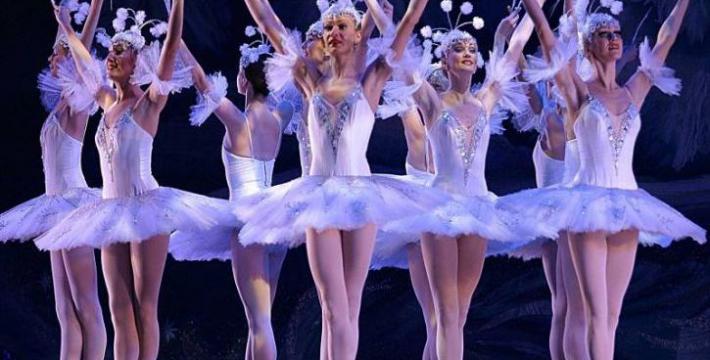Прямая трансляция русского балета из Милана