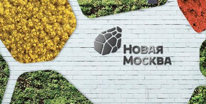 Тина Канделаки показала логотип Новой Москвы