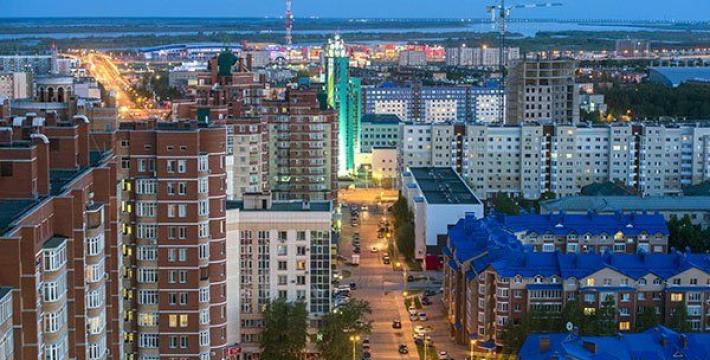 Назван город РФ с самым высоким уровнем жизни