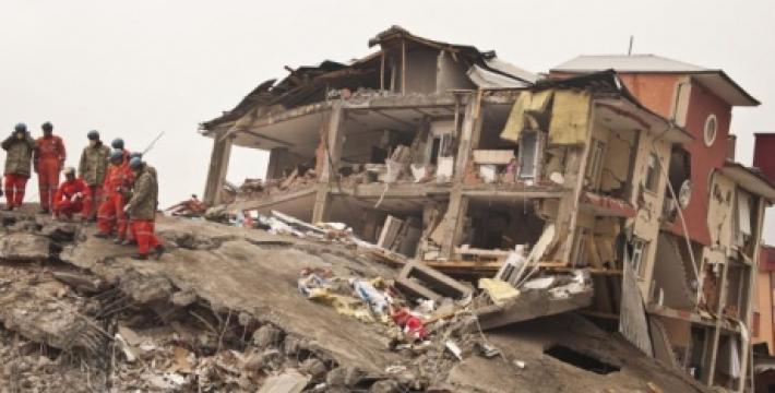 Землетрясение магнитудой 4,3 случилось в Греции