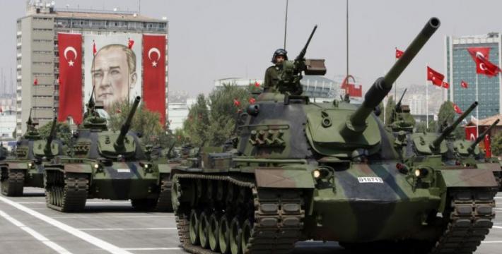 Турция заявила о готовности нанести удар по союзникам США в Сирии