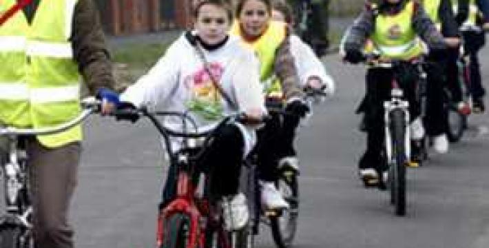 Минобрнауки введет в школьный курс обучение езде на велосипеде
