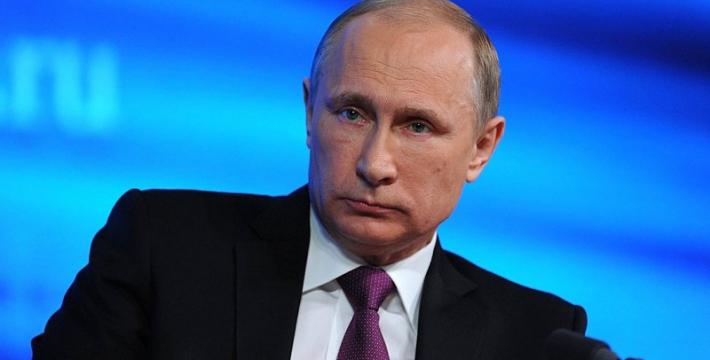 Песков объяснил признание Путина «Человеком года»