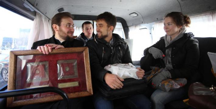 Маломобильные ветераны смогут прикоснуться к православным святыням