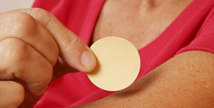 Никотиновый пластырь как средство лечения старческого слабоумия
