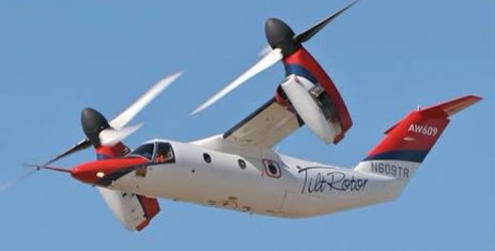 Гибрид самолета и вертолета, разрабатывавшийся 10 лет, запущен в производство