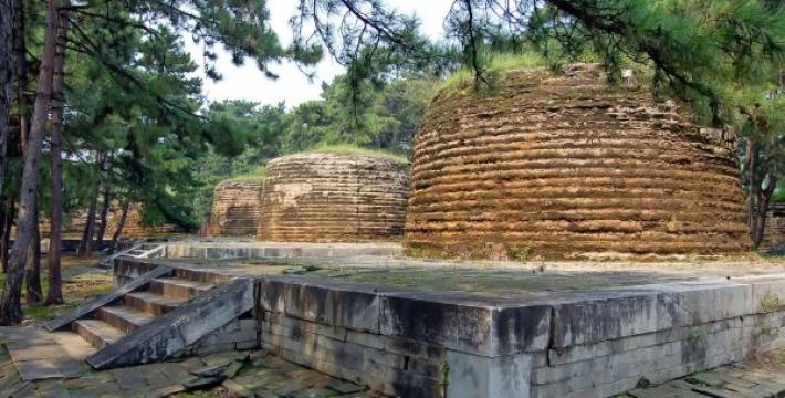 В китайской гробнице нашли древнюю настольную игру