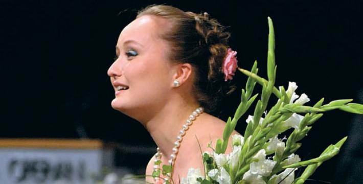 В Москве выступит одна из самых ярких молодых русских певиц, всемирно известная Юлия Лежнева