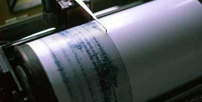 В Анкаре сегодня ночью произошло землетрясение