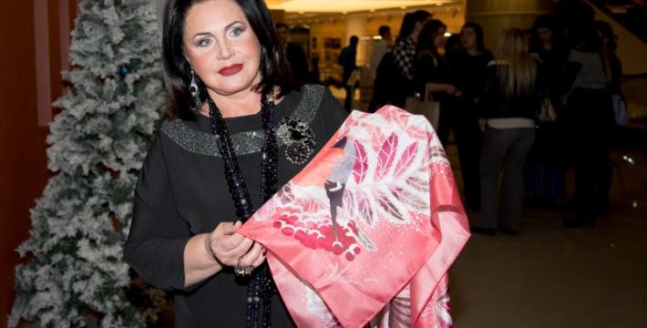 Первая коллекция одежды Надежды Бабкиной произвела фурор