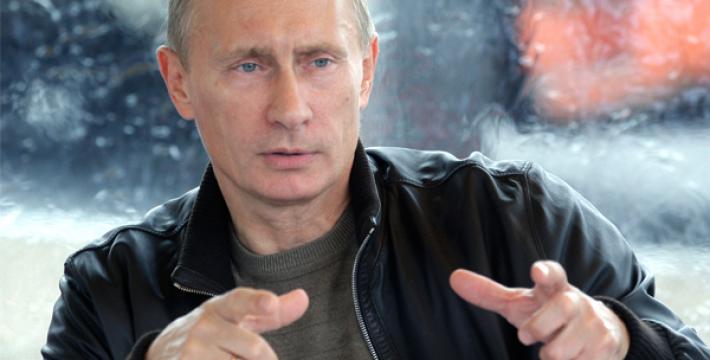 Путин стал восьмым в рейтинге одобрения мировых лидеров