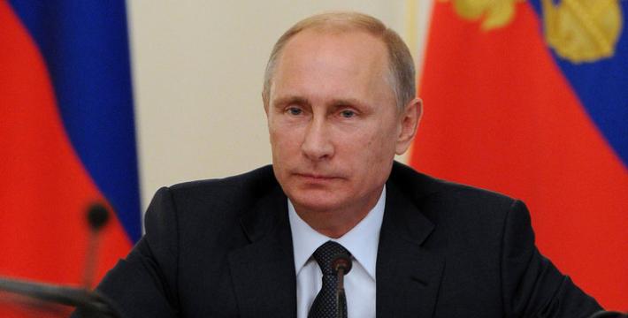 Президент Путин отозвался на высказывания Обамы