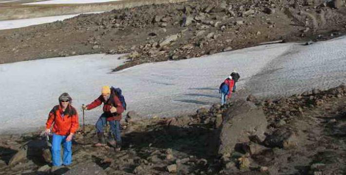 На Камчатке отмечен значительный всплеск туристов