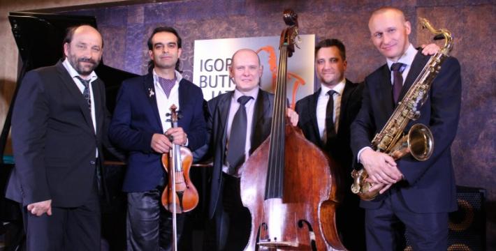 В Екатеринбурге пройдет прямая трансляция концерта скрипача Анара Юсифова «Времена года – времена джаза»