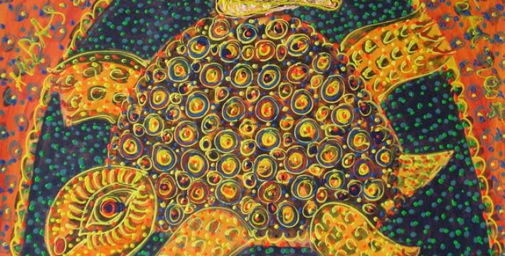 В Москве пройдет юбилейная выставка Аббаса Кязимова «Рифмы цвета»