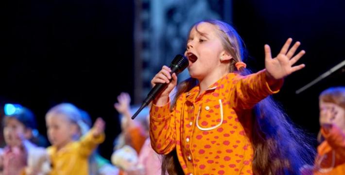 В Москве прошел ежегодный Благотворительный концерт «Я верю»