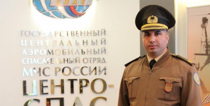 Амиль Агамалиев: Полученные в Академии МЧС России знания и навыки востребованы в Азербайджане