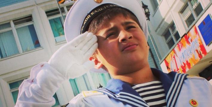 Адиль Бабаев: Очень хочу стать морским офицером