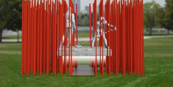 В Москве пройдет открытие арт-парка «Символ»