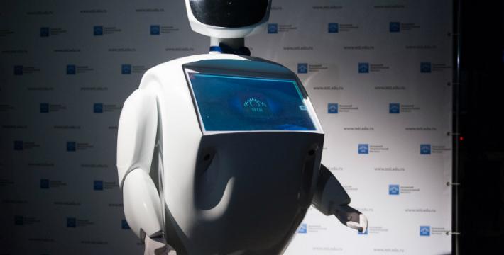В Москве появился первый робот-экскурсовод