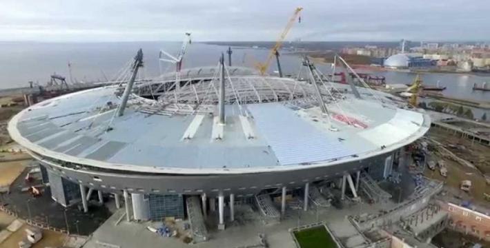 Жителей Петербурга будоражит вопрос: быть или не быть Чемпионату мира по футболу 2018 в их городе?