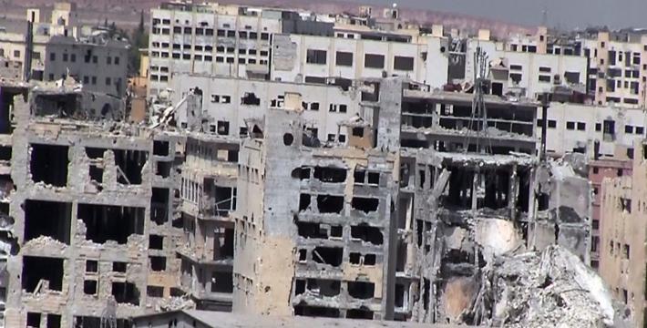 Россия и власти Сирии начинают масштабную гуманитарную операцию в Алеппо