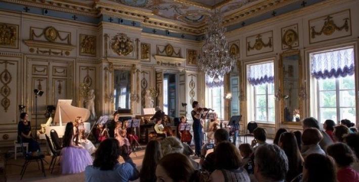 Фестиваль «Органные вечера в Кусково» — 2016