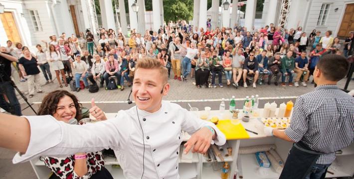 Эногастрономический фестиваль «О, да! Еда!» пройдет в Абрау-Дюрсо