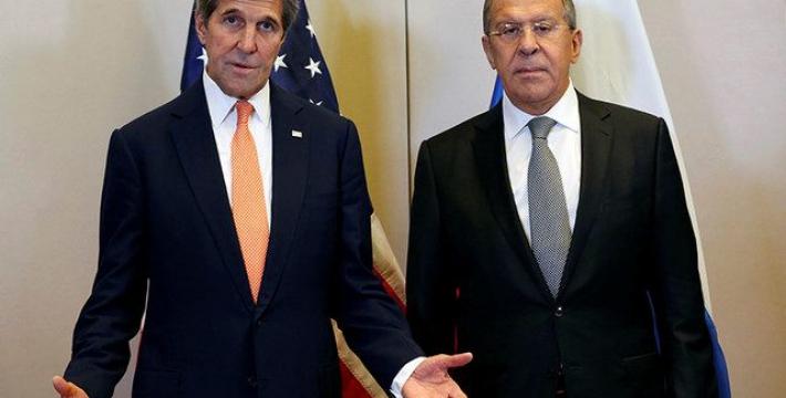 Лавров и Керри договорились о плане по Сирии
