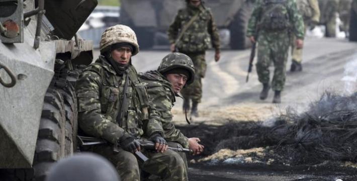 ВСУ снова атаковали Донбасс