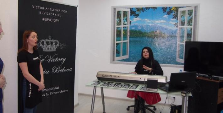 Большой весенний мастер-класс от Виктории Беловой
