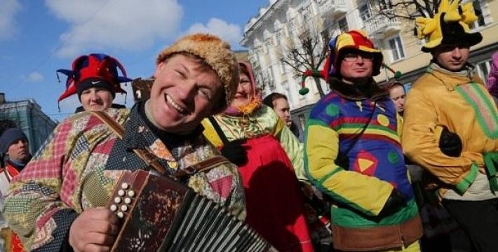 В Ярославле пройдет Главная Масленица страны