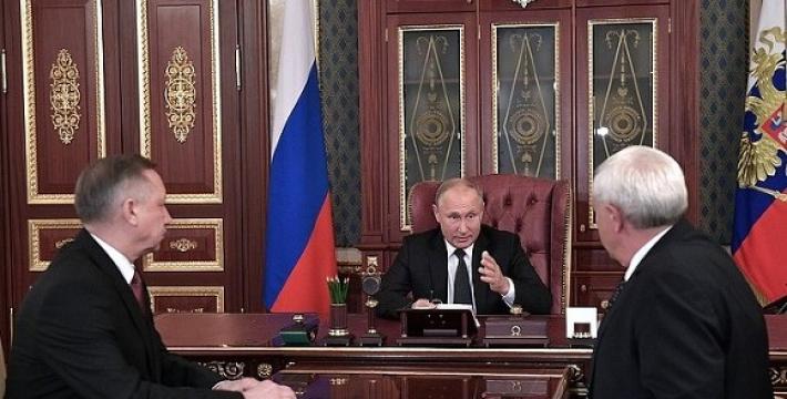Новому губернатору Санкт-Петербурга придется начинать свою деятельность с расследования попытки массового отравления