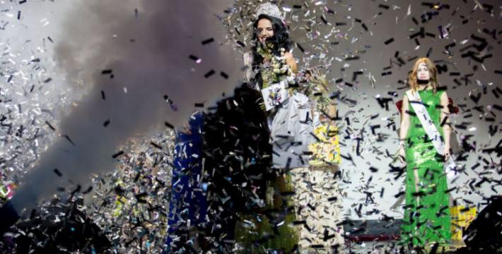 В Москве прошел Международный конкурс красоты «Королева СНГ 2018»