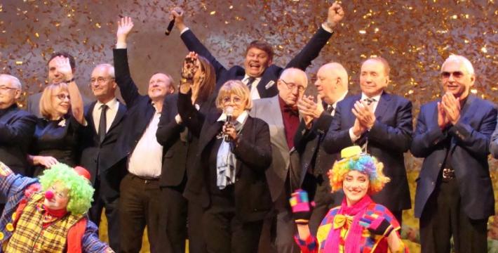 Всю прошедшую неделю Россия улыбалась в Туле