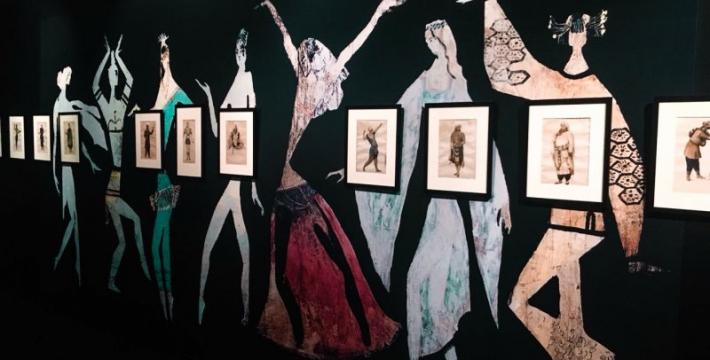 В Москве открылась выставка «Семь красавиц»
