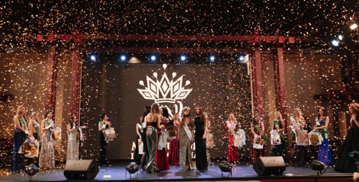 В Петербурге прошел конкурс красоты «Miss Eurasia International «