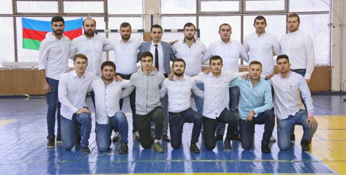 В Москве прошла презентация столичной футбольной команды «Карабах»<