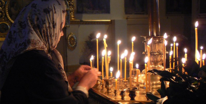 Православные встречают Прощеное воскресенье