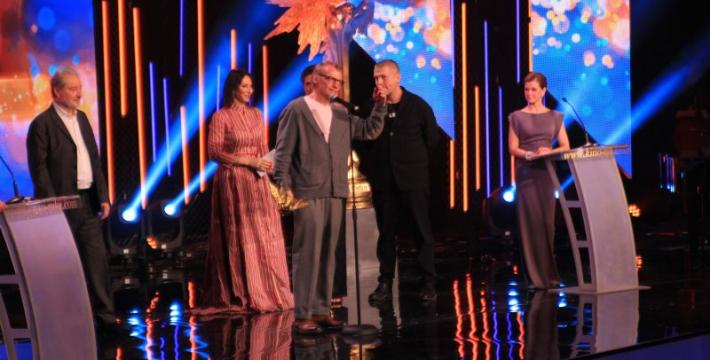 Лауреатам вручили премию «Ника»