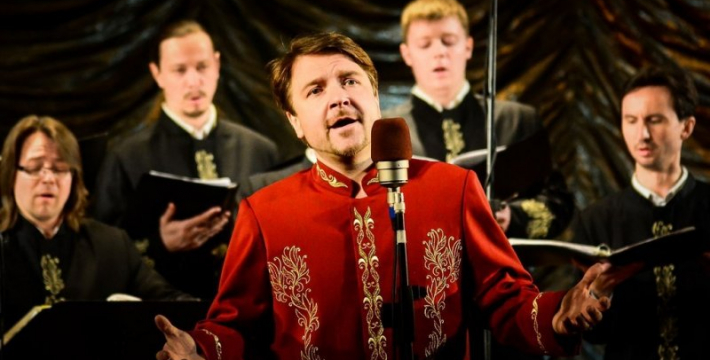 В Доме музыки пройдет концерт Хора Валаамского монастыря