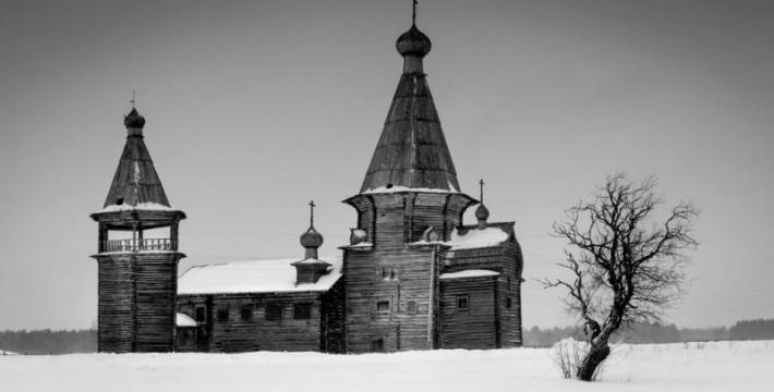 Сохраним наследие русской архитектуры — открытие фотовыставки «Деревянные храмы Русского Севера»