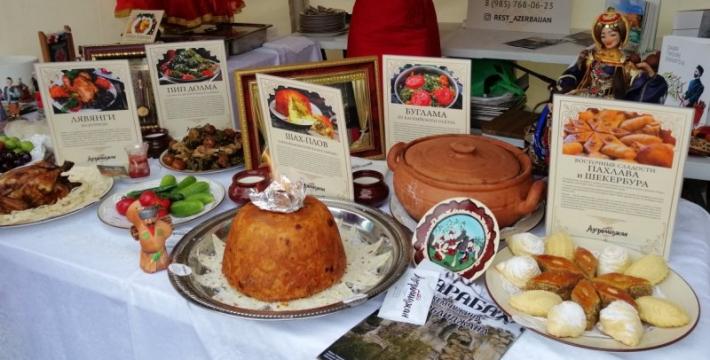 Стихия и еда соединились на этногастрономическом фестивале в Москве