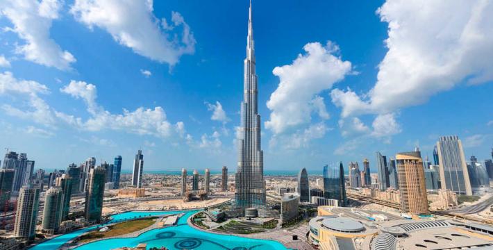Почти 400 тысяч туристов из России посетили Дубай с начала года