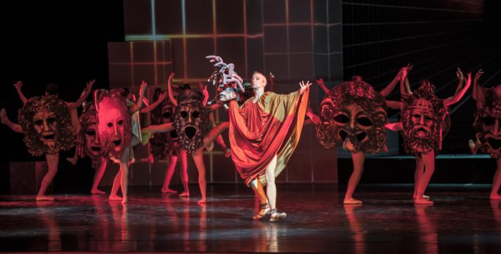 Театр классического балета покажет «Сотворение мира» и «Лисистрату»