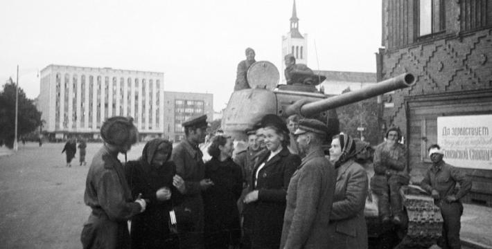 Рассекречены архивные документы об освобождении Таллина