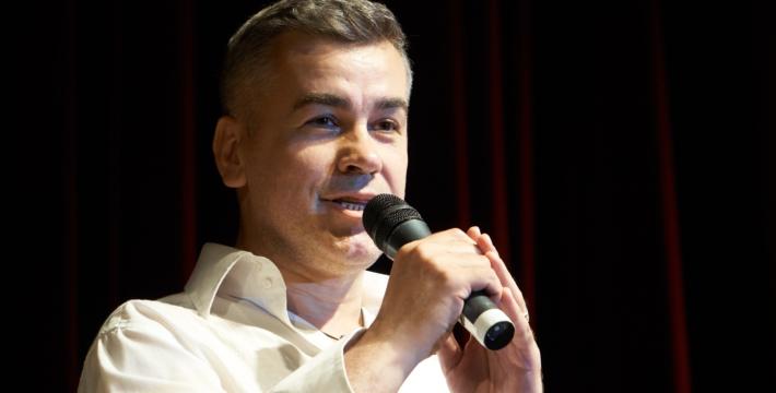 Александр Кольцов: «Хочется верить в светлое будущее детского кино»