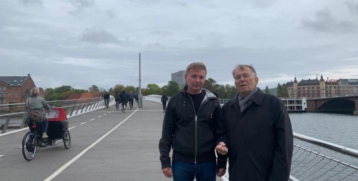 Обмен опытом в рамках саммита С40 в Копенгагене