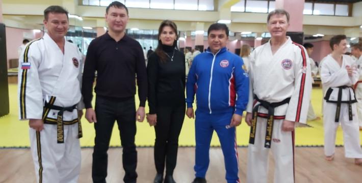 В Подмосковье стартует Кубок России по тхэквондо ГТФ