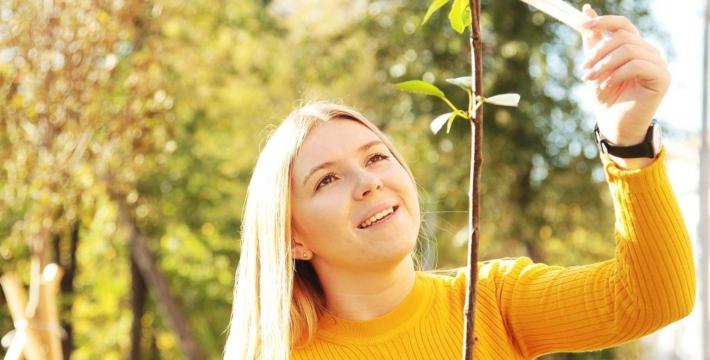 В Москве высадят деревья в рамках новой акции «Наше дерево»